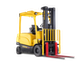 Hyster J2235XN 4 Wheel Electric Counterbalanced Forklift
