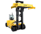 Hyster H40 50XM 16CH Laden Container Handler